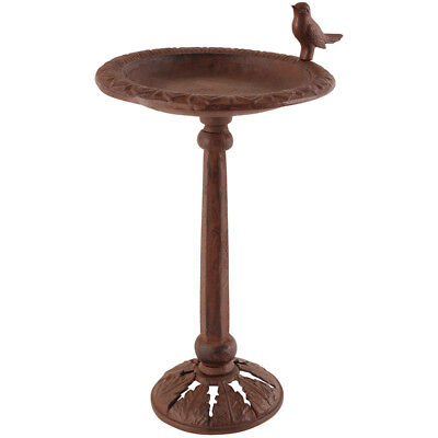 EsschertDesign Bird Bath on Stand