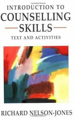 Introduction to Counselling Skills: Text an... by Nelson-Jones, Richar Paperback