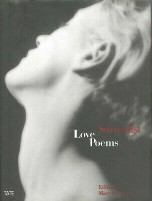Surrealist Love Poems by Mary Ann Caws Paperback Book The Cheap Fast Free Post