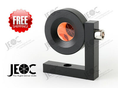 Leica Style 90 Degree Monitoring Prism, 1 inch L Bar Reflector, Replace GMP104