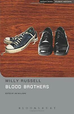 Blood Brothers - A Musical (Methuen Student Editi... by Russell, Willy Paperback