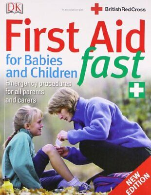 First Aid for Babies and Children Fast by Armstrong, Vivien J Paperback Book The
