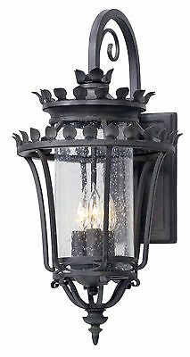 Troy Lighting Greystone 3-Light Outdoor Wall Lantern