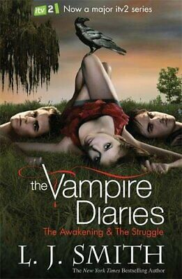 The Awakening: Book 1 (The Vampire Diaries) by Smith, L.J. Paperback Book The