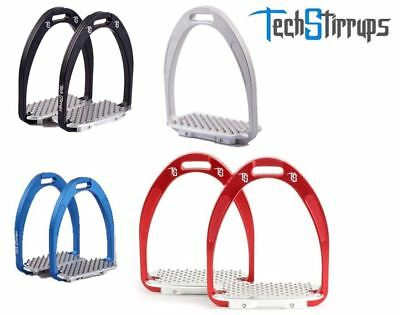 Tech Stirrups Athena Young Jumping Irons - All Colours