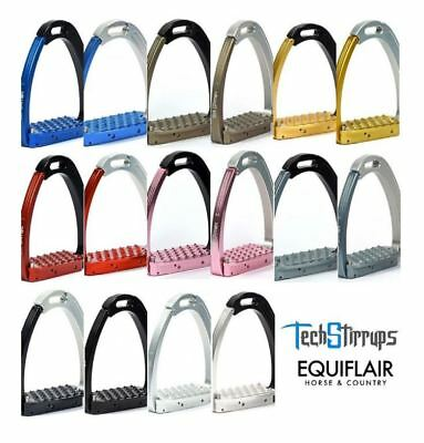 Tech Venice Safety Stirrup Irons - All Colours