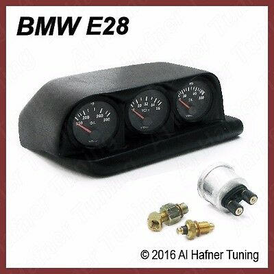 BMW E28  VDO gauge console kit