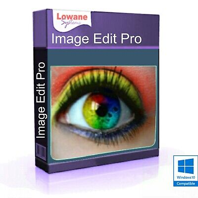 Professional Photo Editing Software - alternative to Photoshop for Windows