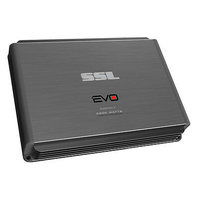 Sound Storm Lab - EVO Series Class AB 2-Channel 2200W Amplifier