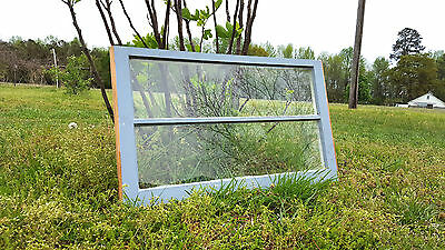 Vintage Sash Antique Wood Window Unique Frame Pinterest Wedding 32X19 2 Pane