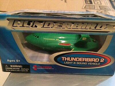 Thunderbirds Thunderbird 2 Universal Pictures Not Tested