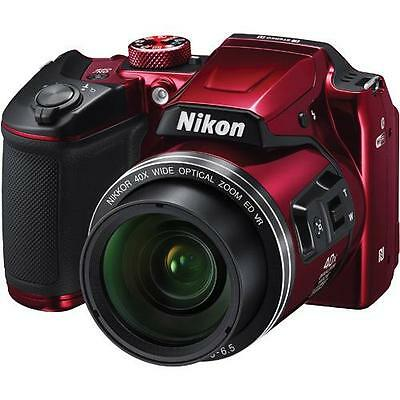 Nikon B500 16.0 MP Coolpix Digital Camera