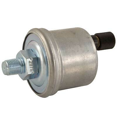 VDO Oil Pressure Sender 10 Bar 1/8NPT With Low Warning Switch 0.8Bar