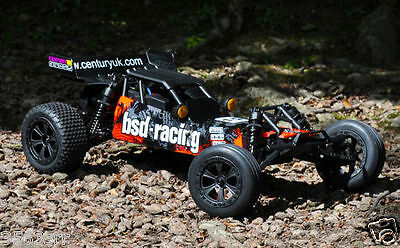 BSD RACING PRIME BAJA V2 1/10th Scale Buggy Ready to Run Remote Control Car