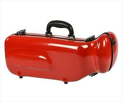 JW Eastman CE 170 R Fibreglass Case for Piston Valve Trumpet Red **NEW**