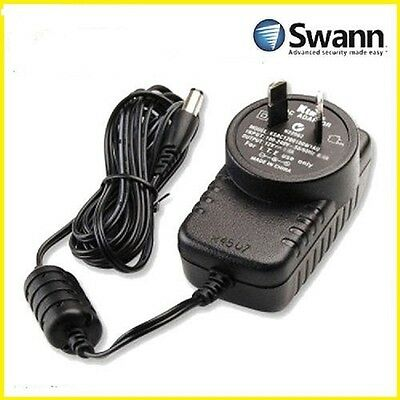 Swann General Purpose Camera Power Supply 12V 2AMP 2000m Amp Run Up To 4 Cameras