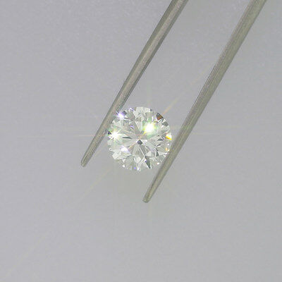 1.5 Ct D-F / VS1-VS2 Natural Certified Round Brilliant Cut Loose Diamonds #P1017
