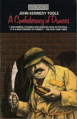A Confederacy of Dunces (King Penguin) by Toole, John Kennedy Paperback Book The
