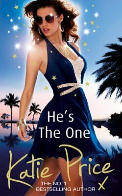 He's the One by Price, Katie Book The Cheap Fast Free Post