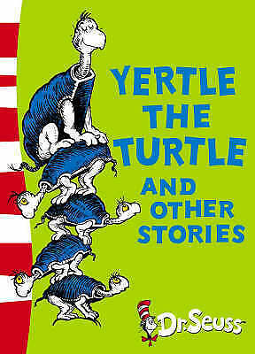 Yertle the Turtle and Other Stories by Dr. Seuss, Book, New (Paperback)