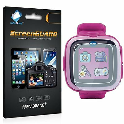 3 Screen Protectors Protect For Vtech Kidizoom Smart Watch