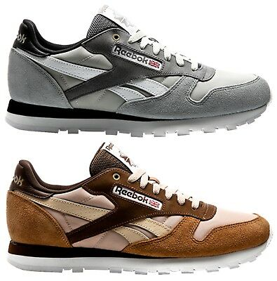 Reebok Classic Leather CL LTHR GL Men Sneaker Herren Schuhe shoes