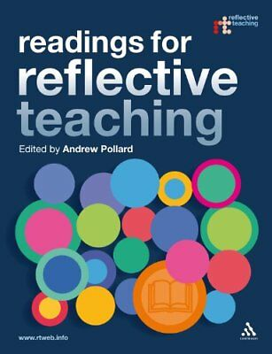 Readings for Reflective Teaching by Andrew Pollard Paperback Book The Cheap Fast