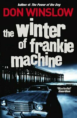 The Winter of Frankie Machine by Winslow, Don Paperback Book The Cheap Fast Free