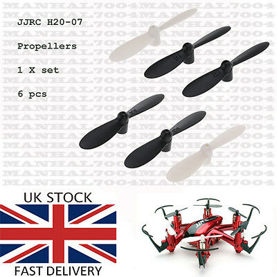 JJRC H20 Propeller Blade Set RC Hexacopter - Spare Parts for Quadcopter Drone