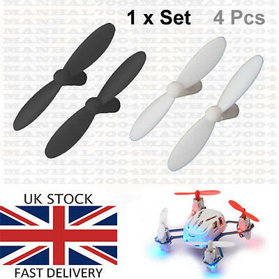 Hubsan Nano Q4 H111 Propellers Blades - Spare Parts for Quadcopter Drone Genuine