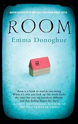 Room by Donoghue, Emma Hardback Book The Cheap Fast Free Post