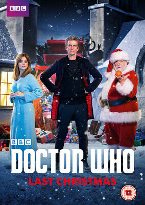 Doctor Who: Last Christmas DVD (2015) Peter Capaldi cert 12 Fast and FREE P & P