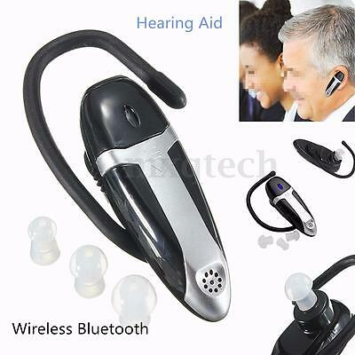Ear Zoom Sound Amplifier HD Hearing Aid Wireless Bluetooth Personal Adjustable