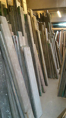 Reclaim Scaffold Board in various lengths, raised beds, shelves, planters.