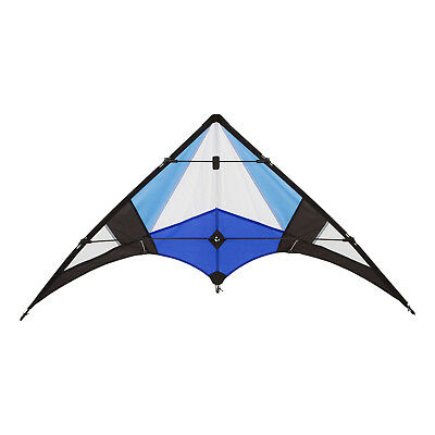 HQ Stunt Sport Childrens Kite Rookie Aqua Easy to Fly 2 line Fun Kids Toy - NEW