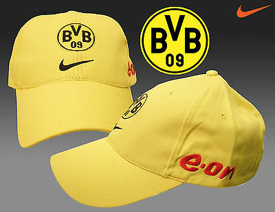 Nike BVB Baseball Cap Yellow