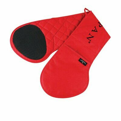 NEW Scanpan Double Oven Mitt with Silicone (RRP $37)