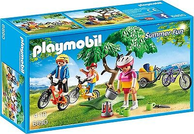 Playmobil - Summer Fun - 6890 - Mountainbike-Tour - NEU OVP