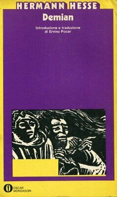 Demian by Hesse, Hermann Hardback Book The Cheap Fast Free Post