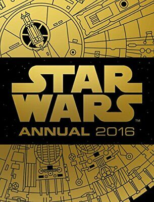 Star Wars Annual 2016 (Annuals 2016) by UK, Egmont Publishing Book The Cheap