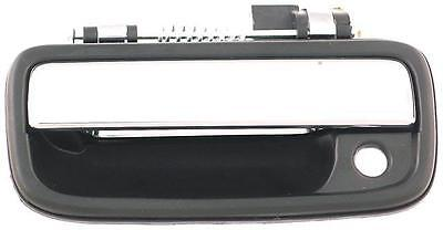 Toyota Tacoma For Outside Exterior Door Handle 1995-2004 Left Front Chrome Pull