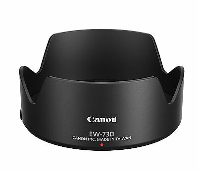 OFFICIAL Canon lens hood EW-73D for EF-S18-135mm F3.5-5.6 IS Airmail with tracki