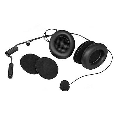 Stilo Replacement WRC Intercom Kit With Earmuffs For Full Face Helmets