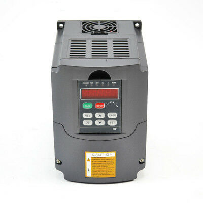 Ce/top Quality 4Kw Variable Frequency Drive Inverter Converter Vfd New 5Hp&110V