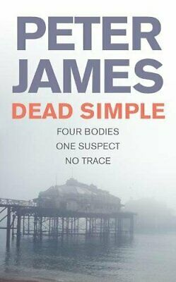 Dead Simple (Roy Grace) by James, Peter Book The Cheap Fast Free Post