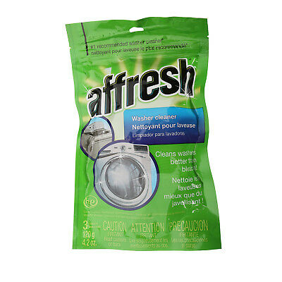Affresh Washing Machine Cleaner Odour & Residue Remover Tablets Pack Of 3