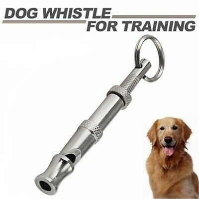 Dog Training Obedience Working Agility Dog Whistle, Adjustable Pitch Tone