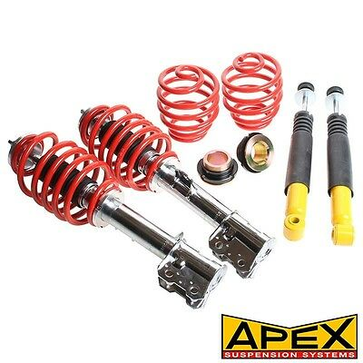 Vauxhall Corsa C 1.2 Twinport - Apex Height Adjustable Sport Coilover Kit