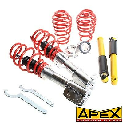 Vauxhall Astra H GTC - Apex Performance Height Adjustable Sport Coilover Kit
