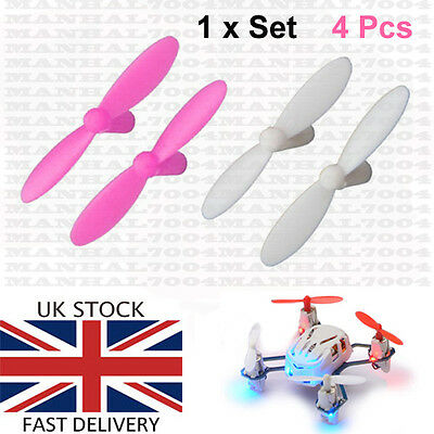 Hubsan Nano Q4 H111 Propellers Blades mini - Spare Parts Quadcopter Drone